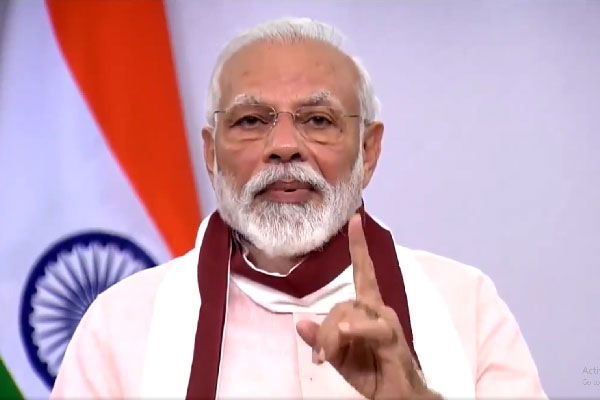 Narendra Modis Address to the nation on 12th May 2020